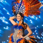 Miss Malta,Martha Fenech during Miss Universe 2016 National Costume presentation