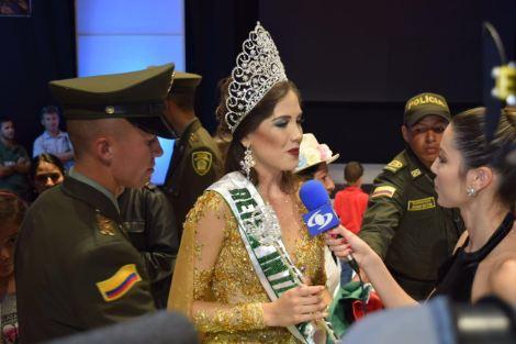 Marilu Acevedo from Mexico wins Reinado Internacional del Café 2017