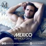 Manoly Diaz is representing Mexico at Mister International