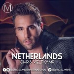 Chris Veltkamp is representing Netherlands at Mister International