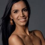 Miss Paraguay- Andrea Melgarejo during Miss Universe 2016 glamshots