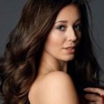 Miss Poland- Izabella Krzan during Miss Universe 2016 glamshots