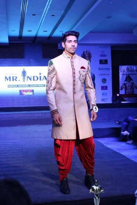 Meet Ravi Parashar, India's representative to Mr Real Universe 2016.