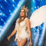 Miss Russia,Yuliana Korolkova during Miss Universe 2016 National Costume presentation