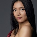 Miss Singapore- Cheryl Chou during Miss Universe 2016 glamshots