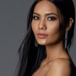 Miss Thailand-Chalita Suansaneduring Miss Universe 2016 glamshots