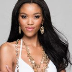 Tshegofatso Monggae is one of the semi finalist of Miss South Africa 2017