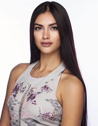 Tansu Sila Çakir will be representing Turkey at Miss Universe 2016