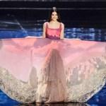 Miss Turkey,Tansu Sila Çakir during Miss Universe 2016 National Costume presentation