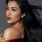 Miss Vietnam -Đặng Thị Lệ Hằng during Miss Universe 2016 glamshots
