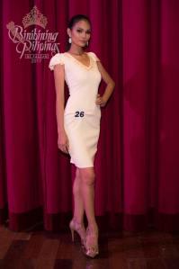 Ruffa Nava is one of the 40 contestants at Binibining Pilipinas 2017