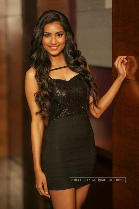 Shivankita Dixit will represent West Bengal at Femina Miss India 2017