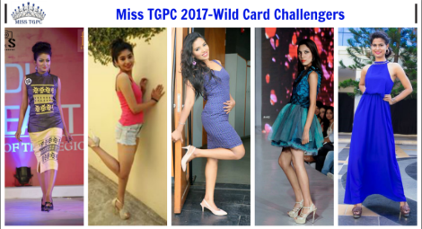 Miss TGPC 2017 Wild Card