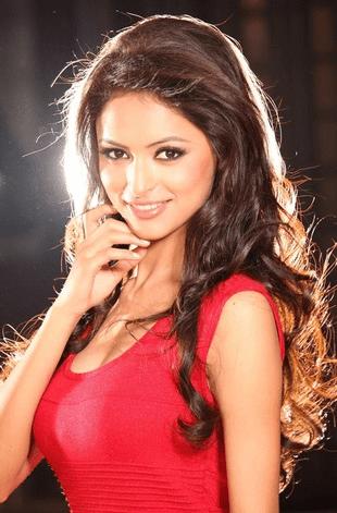 Anukriti Gussain is Femina Miss India Uttrakhand 2017