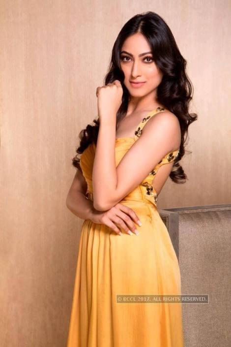 Sana Dua is Femina Miss India Jammu & Kashmir 2017