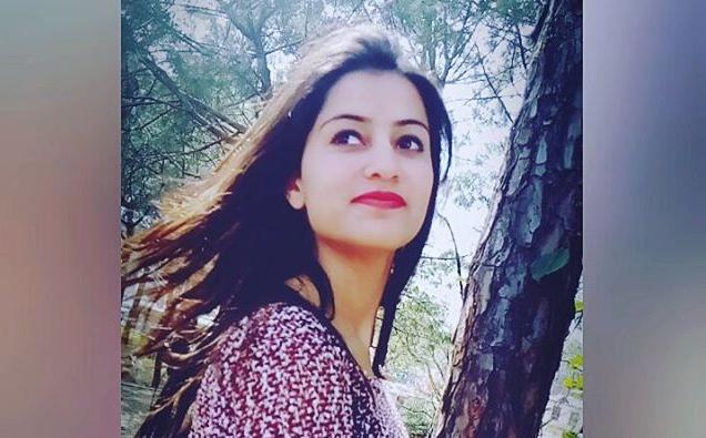 Santoshi Ranaut is Femina Miss India Himachal Pradesh 2017