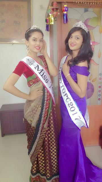 Vrushali Gaurkar is Miss TGPC 2017