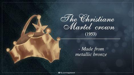 The Metallic Bronze crown