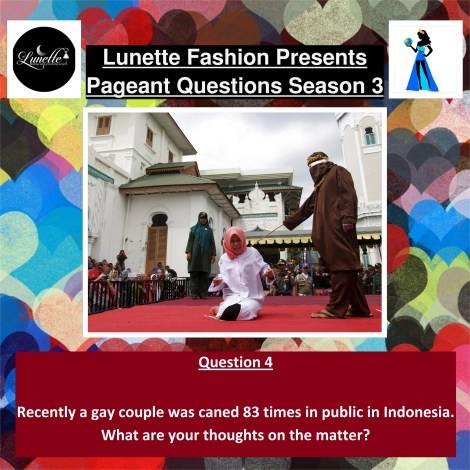 Lunette Fashion Presents 'Pageant QA Series-3': Episode-5