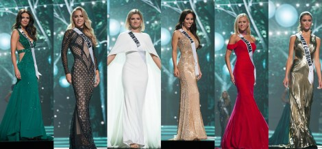 Miss Usa 2017 Preliminary Evening Gowns Best And Worst Designs