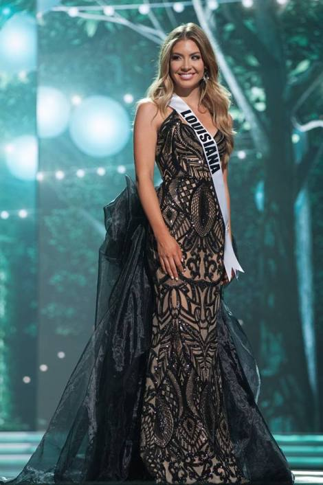 Miss USA 2017 Preliminary Evening Gowns: Best and Worst Designs ...