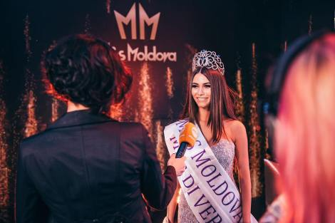 Ana Badaneu crowned as Miss Moldova 2017