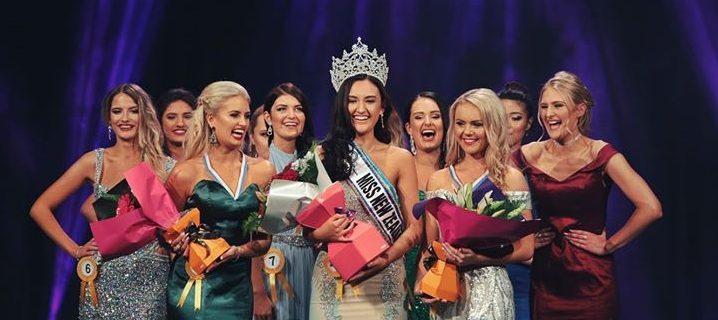 Annie Evans is Miss World New Zealand 2017