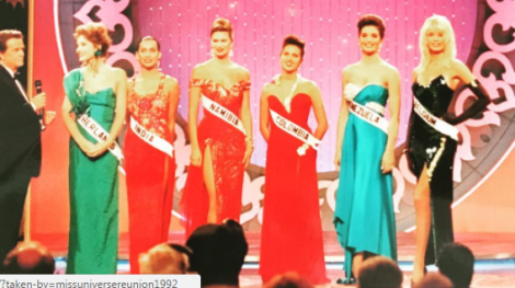 Miss Universe 1992 Contestants Reunion