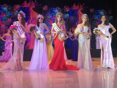 Reinado de El Salvador 2017 winners