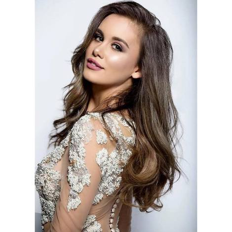 Esma Voloder wins Miss World Australia 2017
