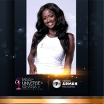 Hephie Armah is representing Central region at Miss Universe Ghana 2017