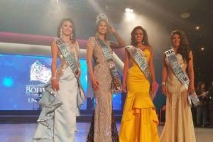 Yasmin Pinto wins Miss World Bolivia 2017