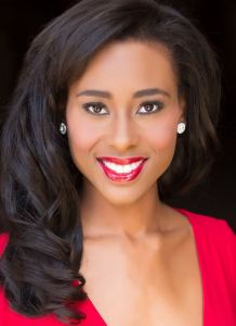 Tamia Hardy will represent West Virginia at Miss America 2018