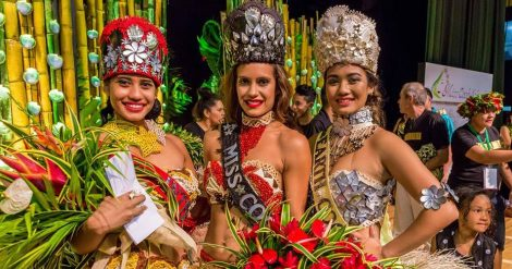 Alanna Smith is Miss Cook Islands 2017