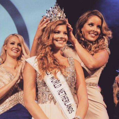 Philisantha Van Deuren will represent Netherlands at Miss World 2017