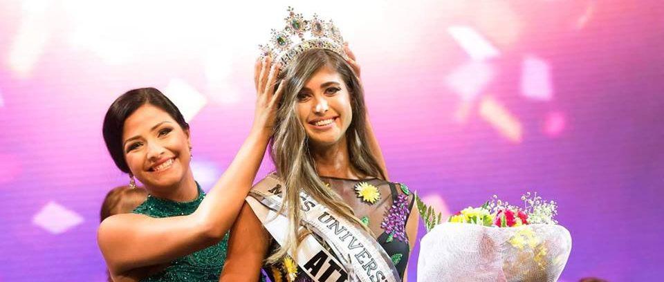 Tiffany Pisani wins Miss Universe Malta 2017
