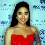 #35 Sophia Senoron is competing at Miss World Philippines 2017