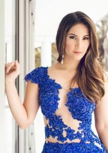 Bianca Benavides will represent ECUADOR at Miss United Continents 2017