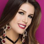 will represent Oriana Gomez VENEZUELA at Miss United Continents 2017