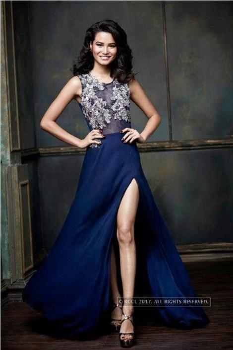 Peden Ongmu Namgyal, Miss Diva 2017