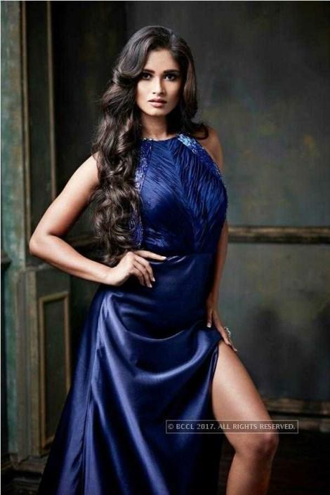 Shraddha Shashidhar, Miss Diva 2017