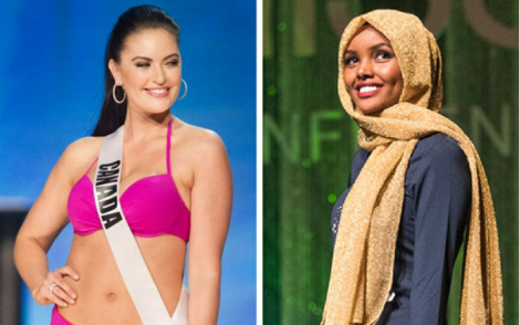 Are Miss Universe & Miss USA all about STORIES now?