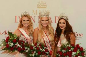 Amanda Petri crowned as Miss World Denmark 2017