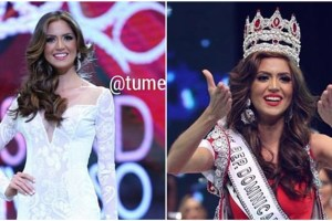 Carmen Isabel Muñoz Guzmán crowned Miss Universe Dominican Republic 2017