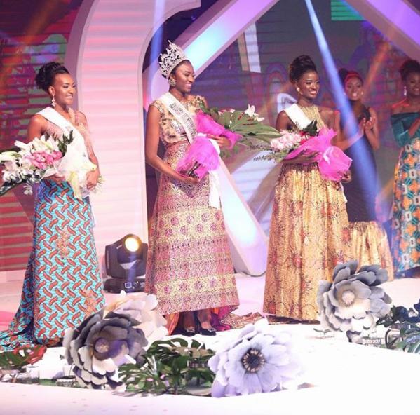 Ruth Quashie crowned as Miss Universe Ghana 2017