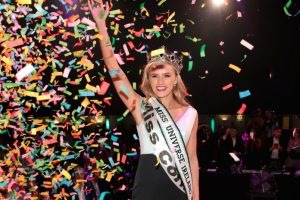 Cailin Aine Ni Toibin crowned as Miss Universe Ireland 2017