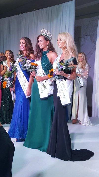 Lauren McDonagh crowned as Miss Ireland 2017
