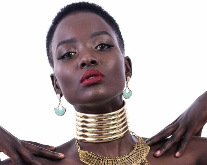 Magline Jeruto crowned as Miss World Kenya 2017