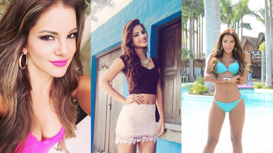 Prissila Howard is Miss Universe Peru 2017