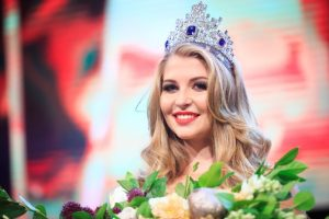 Maja Zupan crowned as Miss Slovenia 2017